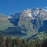 Bergpanorama von Adelboden - ©Adelboden Tourismus | swiss-image.ch/ Stephan Boegli