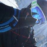 Cortina d'Ampezzo - Warunki dobre,  polecam falorie  - ©artua.adamczyk