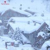 07./08. März 2017: Neuschneebilder aus den Skigebieten - ©Facebook YSE Ski Chalet Holidays - Val d´Isère