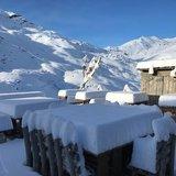 50cm świeżego śniegu w zachodnich Alpach (26.03.2017) - ©Val Thorens/Facebook