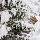 Alpy pod snehom 28.4.2017 - ©facebook Meribel