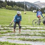 Skill Area Bergbahnen Flims - ©Graubünden Ferien & Geo-Tracks