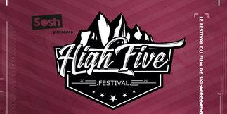 High Five Festival en lieu et place de l'IF3 Annecy
