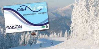 OstAlpen-Card: Dolné Rakúsko, Viedeň a Štajersko - ©Stuhleck FB