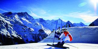 2 slaloms de la coupe d'Europe Dames à Zinal
