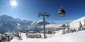 Hautes-Alpes : l'hiver s'annonce avec optimisme ! - ©© Gilles Baron