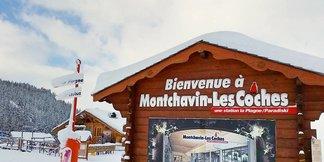 Francie: Prašan v Alpách