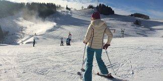 Slovenská vianočná lyžovačka