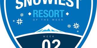 Snowiest Resort of the Week 2/2015: Tytuł wraca na północ - ©Skiinfo