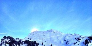Snehové správy: V nedeľu bude v Jasnej snežiť, v otvorených alpských strediskách dobré lyžiarske podmienky - ©Facebook Obergurgl-Hochgurgl