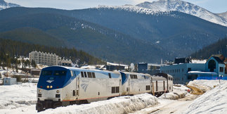 All Aboard! Winter Park & Amtrak Revive Ski Train for Celebratory Journey - ©Winter Park