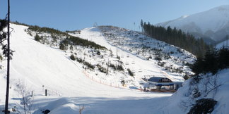 Na návšteve v strediskách: Ski Centrum Strednica - ©Matej Petőcz