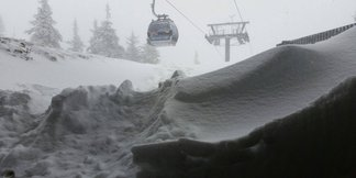 Poslední březen na českých horách