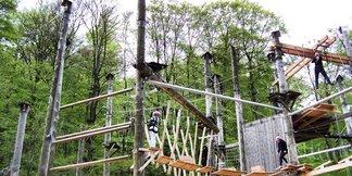 SKYROPE - Hochseilpark Bad Harzburg - ©Hochseilpark SKYROPE