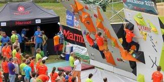 18. Juni: Bouldercup in Bayreuth lädt ein zum Mitmachen