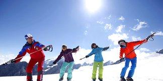 Sciare d'estate al Passo Stelvio