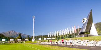 Skirollern in Seefeld - ©Olympiaregion Seefeld