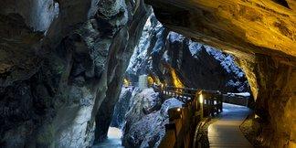 Taminaschlucht - ©Heidiland Tourismus