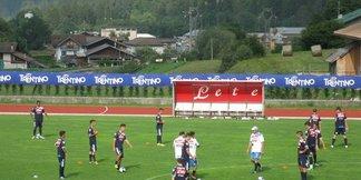 D'estate il calcio va in Trentino