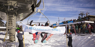#MAMMOTHSOPEN - ©Mammoth Mountain