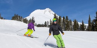 Mt. Hood Meadows Introduces New Value Pass an Improved Midweek Pass with Nightly and Off-peak Weekend Day Access - ©Dave Tragethon / Mt. Hood Meadows