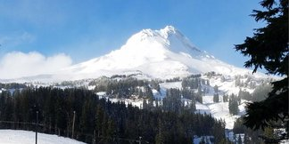 Mt. Hood Meadows Poised for Limited Opening Friday - ©Dave Tragethon / Mt. Hood Meadows