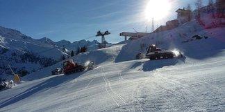 100 % du domaine skiable ouvert à La Thuile - ©OT La Thuile
