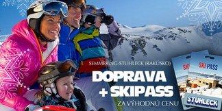 Lyžovačka na Stuhlecku: Komfortne a výhodne autobusom Slovak Lines  - ©Slovak Lines