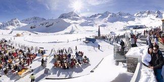 Ski d'été : Le top 10 des glaciers d'Europe - ©Stubaier Gletscher