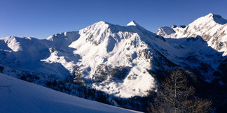 Des conditions de ski excellentes aux Orres - ©Office de tourisme des Orres