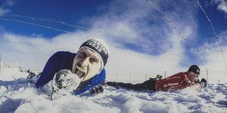 Marc Lièvremont s'attaque à la Reebok Spartan Race de Valmorel - ©Reebok Spartan Race