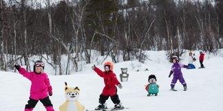 Hit bør du ta med familien på ski - ©Emilie Holba