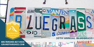 Grand Targhee Resort Announces Bluegrass Festival Lineup & Pricing - ©Grand Targhee Resort