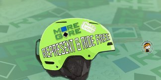Represent & Ride Free! - ©Special bonus only for skiers and riders ages 7-12!