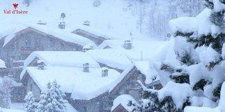 Verse poederbeelden uit de skigebieden, 7 maart 2017 - ©Facebook YSE Ski Chalet Holidays - Val d´Isère