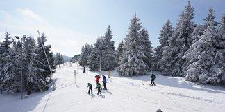 W Zieleńcu nadal dobre warunki narciarskie - ©Zieleniec  Ski Arena