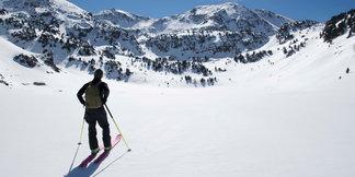 L'Andorre vous accueille en avril avec une excellente qualité de neige - ©Alex Gosteli