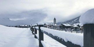 Ultime nevicate di primavera sulle Alpi [Fotogallery] - ©Livigno Facebook