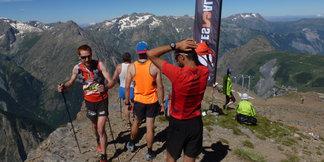 Un été plein ''trail'' aux 2 Alpes - ©Vertical trail les 2 Alpes - Clémence Moulin