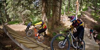Mountain Bike Park Chatel - ©Mountain Bike Park Chatel/Chatel Activities