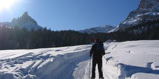 Alpe del Cermis w Cavalese  - Jedna z najdłuższych nartostrad w Alpach