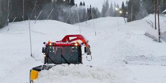 Åre öppnar VM8:an rekordtidigt - ©Skistar Åre