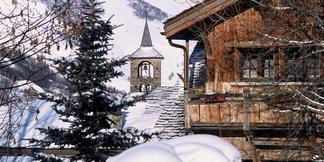 Goûtez aux charmes des petits villages de montagne - ©Office de Tourisme de St Martin de Belleville