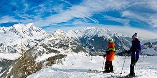 Sul cucuzzolo della montagna: le stazioni più alte in cui sciare