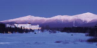 Mount Washington - Vom Inselparadies direkt ins Schneegestöber - ©Courtesy of the Omni Mount Washington Resort.