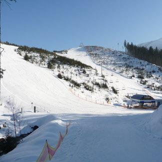 Na návšteve v Ski centre Strednica