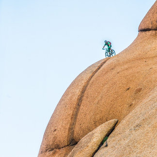 Vertriders in Namibia: Burning Mountains