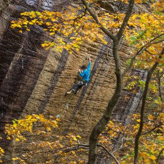 Indian Summer: Kilian Fischhuber klettert in den USA