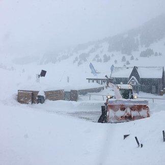 Andorra pod snehom: Január 2017 - ©Grandvalira/Facebook