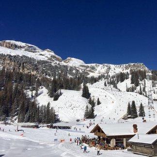 Sole e Neve sul Dolomiti Superski - Marzo 2017 - ©http://www.dolomitisuperski.com